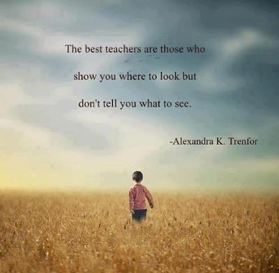 Teaching… and learning