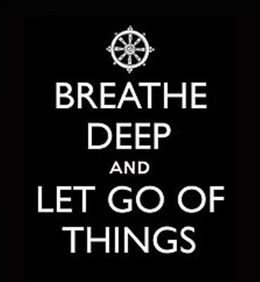 Breathe Deep….